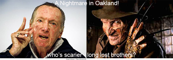 A Nightmare in Oakland